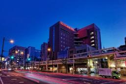 久留米華盛頓廣場酒店 Kurume Washington Hotel Plaza