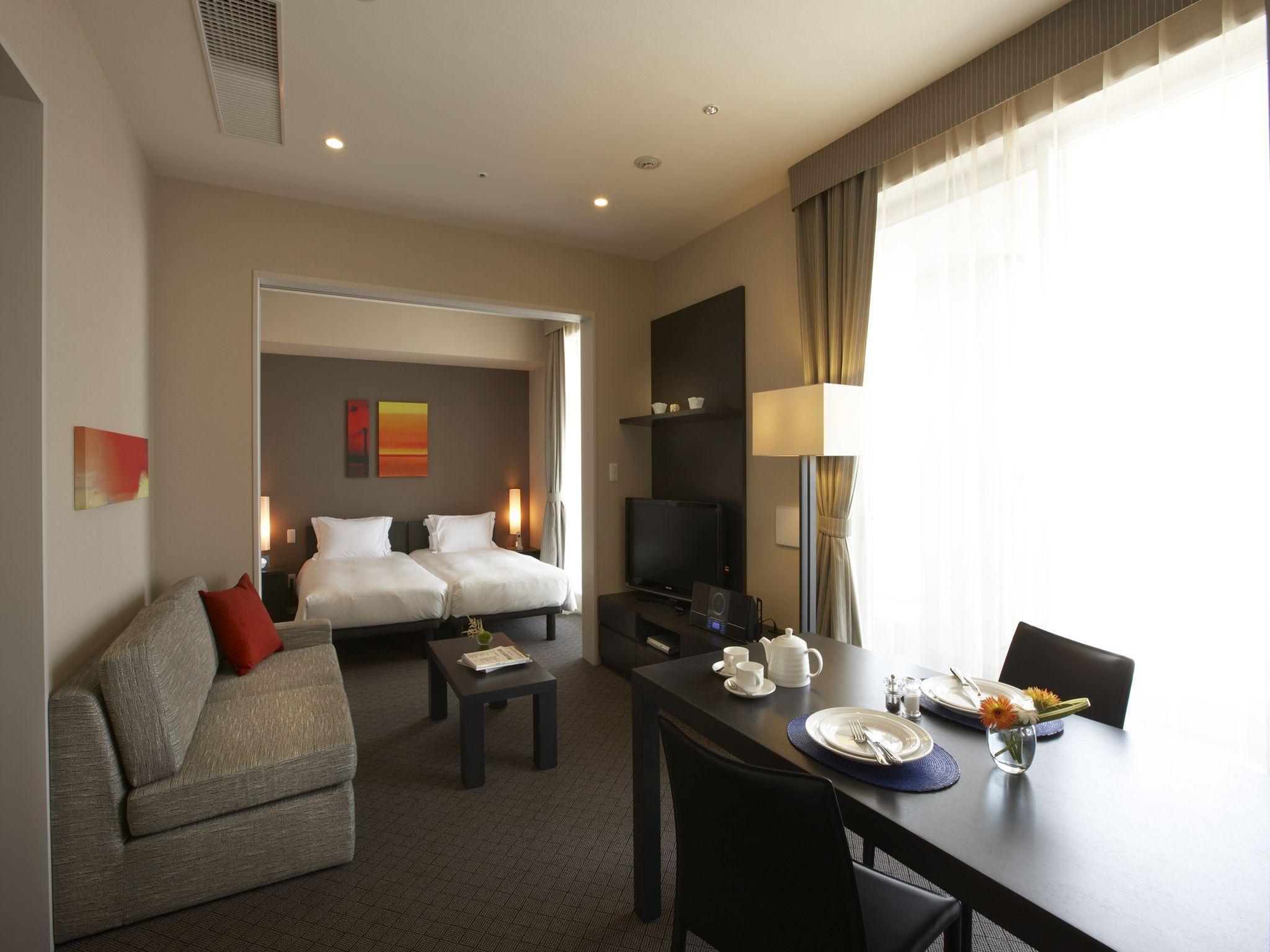 Oakwood Hotel Apartments Ariake Tokyo Japan