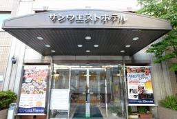 佐世保陽西酒店 Sunwest Hotel Sasebo