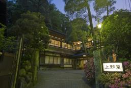 湯河原温泉旅館源泉上野屋 Gensen Uenoya Hot Spring Ryokan