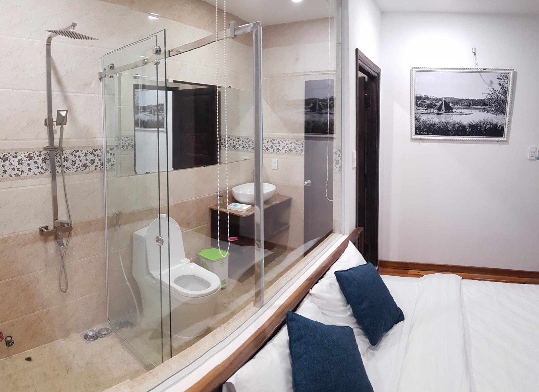 Lucky Star Hotel Da Lat Dalat Vietnam
