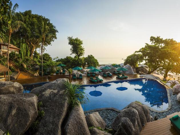 Alamat dan Tarif Banyan Tree Bintan - Mulai dari USD 473 - 3888 16030816280040581576