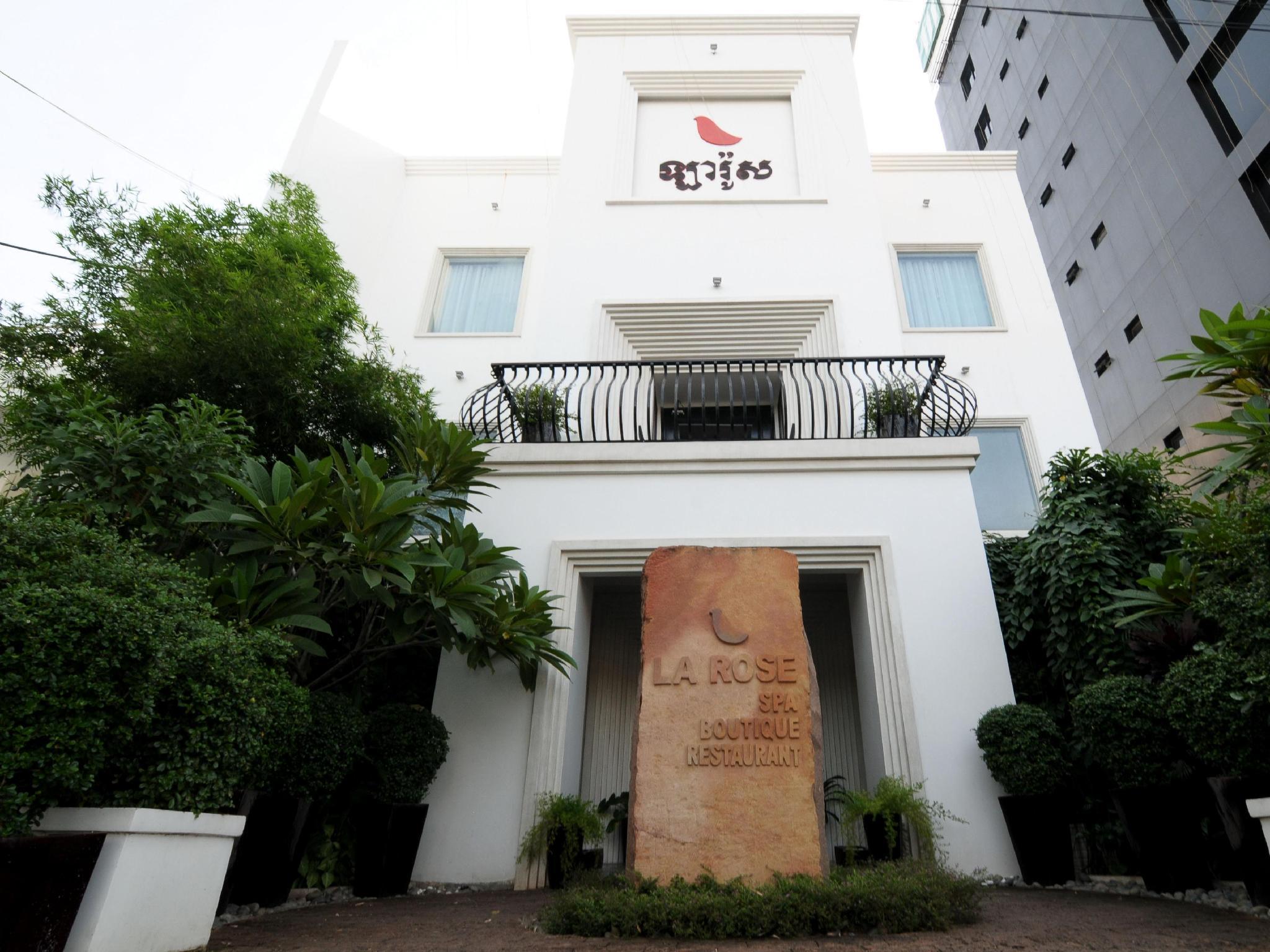 La Rose Boutique Hotel Spa Phnom Penh Cambodia