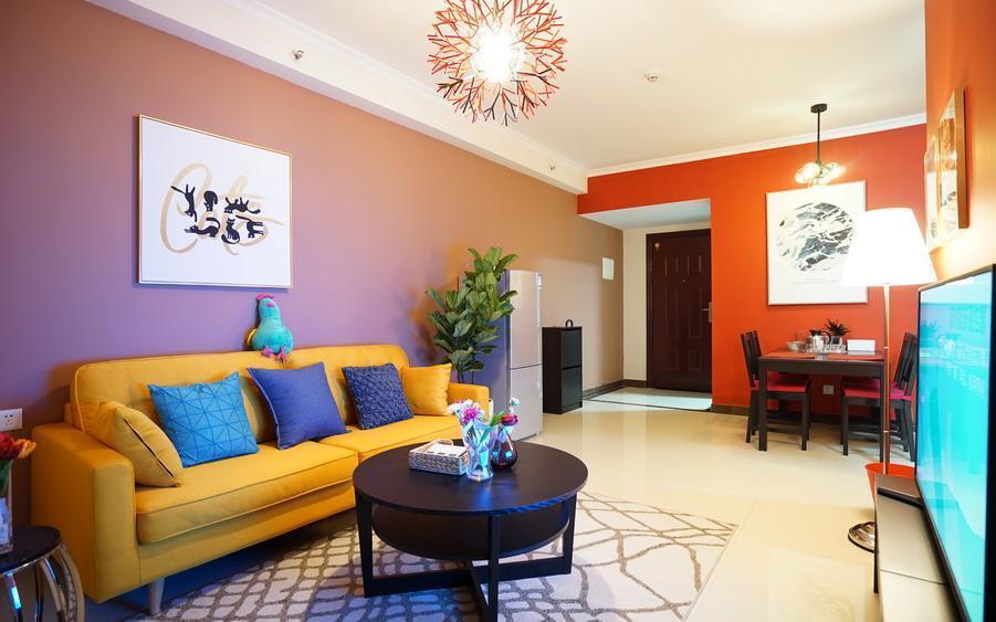 Jichuan 2 Bedroom Apt Poppy Pazhou Exhibition Center Area