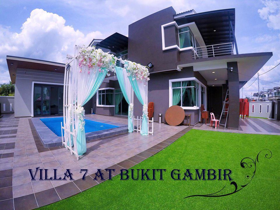 Villa 7 Bukit Gambir Pemesanan Arah Navitime Transit