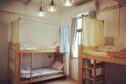 混合床位房型 - 2位男生入住 2 People in Mix-Dormitory Room