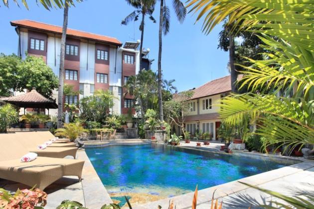Alamat dan Tarif Restu Bali Hotel - Mulai dari USD 8 - d0f4d87e35a1401f5904c0a1268df0dd