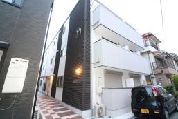 36平方米1臥室公寓(大阪) - 有1間私人浴室 HG Cozy Hotel No.50