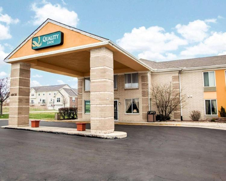 Quality Inn Aurora - Naperville Area