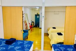 45平方米2臥室公寓(新宿) - 有1間私人浴室 SHINJUKU 2mins 2bedrooms 3beds At 2F
