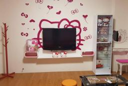 10平方米1臥室獨立屋 (安南區) - 有1間私人浴室 Hello Kitty home