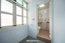 5平方米1臥室獨立屋 (小琉球) - 有1間私人浴室 Hi'House