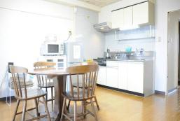 55平方米2臥室公寓(旭川) - 有1間私人浴室 Wifi  ,5min walk to AsahikawaSta 30min Biei702U