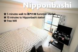30平方米2臥室公寓(天王寺) - 有1間私人浴室 BB 2 Bedrooms Apt in Osaka 702 Paru