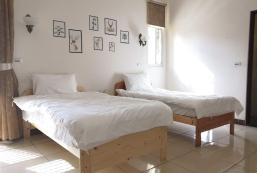 採光對外陽台,乾淨雙床套房(雙單人床),落地窗,浴缸 Good review! Balcony Suite with bath tub, 2 beds