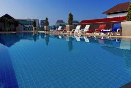 芭堤雅藍天旅館 Pattaya Blue Sky