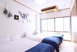 30平方米4臥室公寓(大阪) - 有2間私人浴室 MAX10pax / Sta on foot 1 min/ Near Kyosera Dome