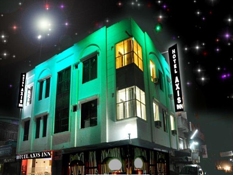 Hotel Axis Inn Pemesanan Arah Navitime Transit
