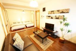 68平方米4臥室公寓(熱海) - 有1間私人浴室 GT02Atami ONSEN resort 4 BEDROOM STUDIO OCEAN VIEW