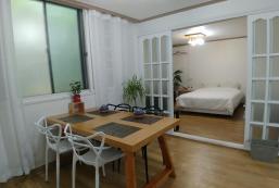 41平方米1臥室獨立屋 (弘大) - 有1間私人浴室 Cindy Classic House in Hongdae