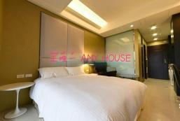Amy台北台大公館豪華精品'家Home'公寓近MRT捷運公館站師大夜市台大校園 Amy House NTU Taipei Gongguan Loft#5