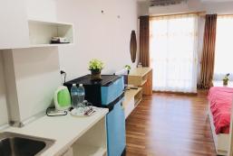25平方米開放式公寓 (班普) - 有1間私人浴室 condo miami bangpoo  ห้องพัก คอนโด ไมอามี่ บางปู