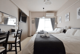 25平方米1臥室公寓(新大阪) - 有1間私人浴室 LuggageDepositOK Shin-Osaka 8min walk Suite room77