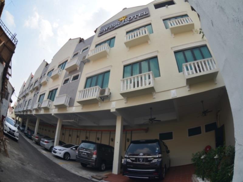 Swiss Hotel Heritage Boutique Melaka Malacca Melaka