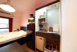 14平方米1臥室公寓(大阪市東部) - 有0間私人浴室 EX Shirokitakoen Apartment 103