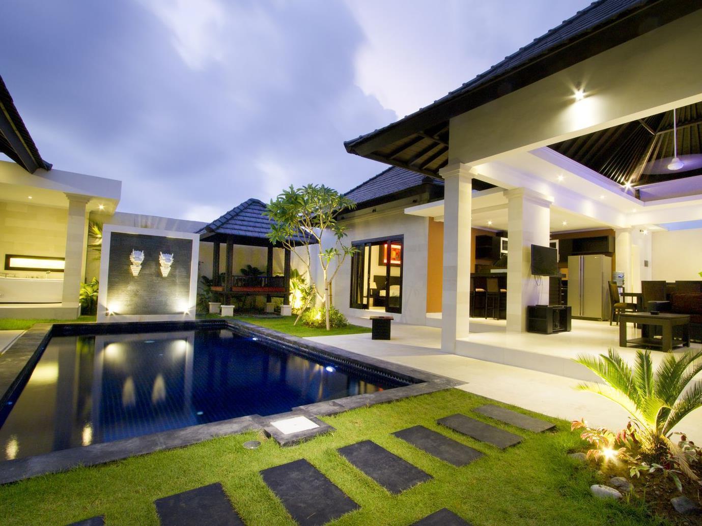 Blue Marlin Villas Legian Bali Indonesia