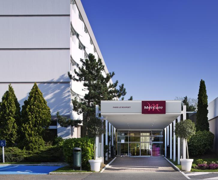 Aulnay Sous Bois Hotel Mercure Paris Le Bourget In France