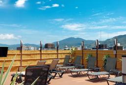 盧摩爾廣場桑拿膠囊旅館 - 限男性/空中露天浴池 Sauna & Capsule Hotel Rumor Plaza (Male Only) - Sky Open-air bath