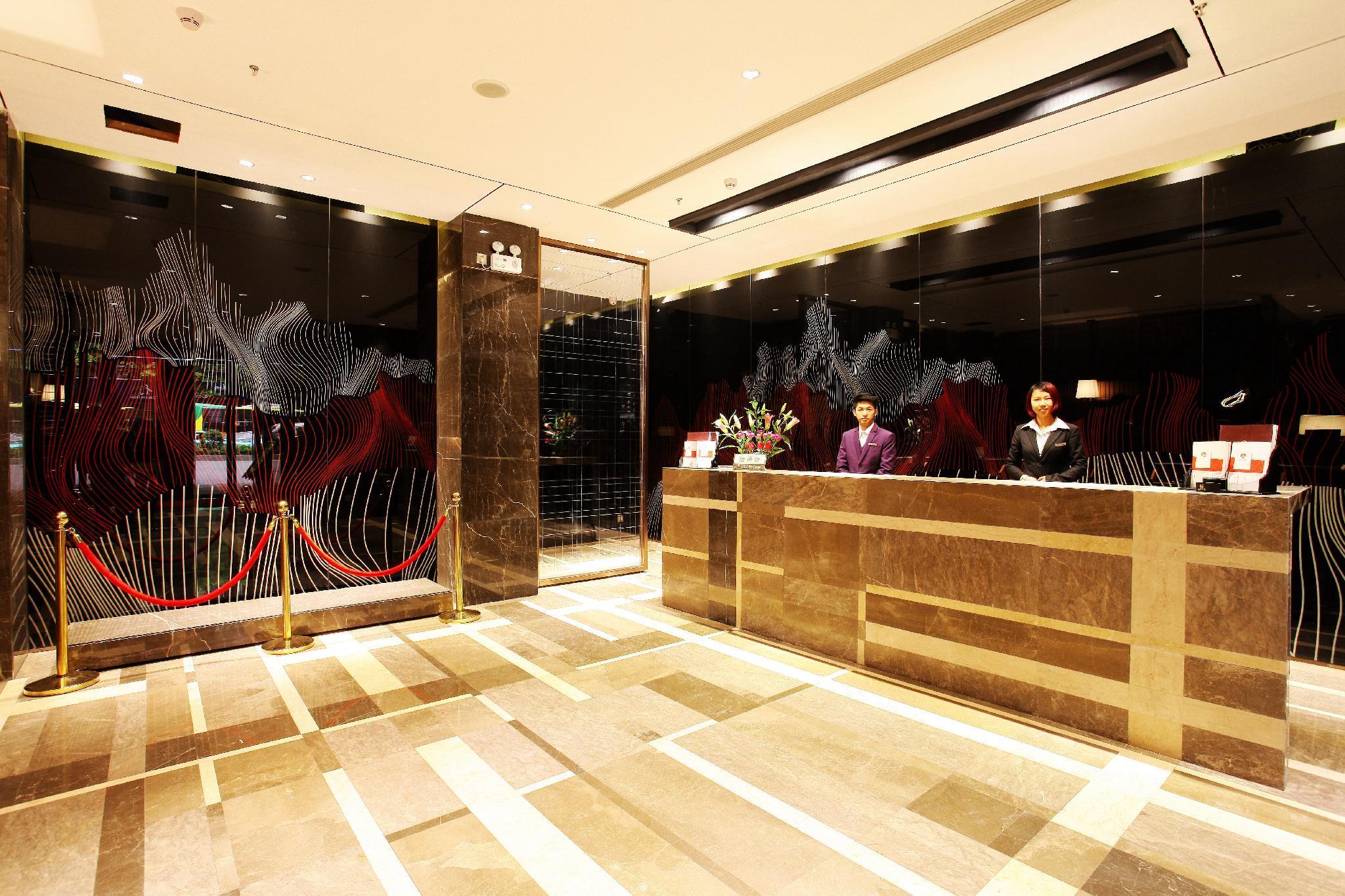 Yingshang Hotel Guangzhou Zhongshan Ba Subway