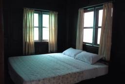 50平方米開放式獨立屋 (廊開市中心) - 有1間私人浴室 ThaiHouse2KingBed+Kitchen+Wifi+CleanQuiet+InCenter