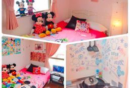 20平方米1臥室公寓(難波) - 有1間私人浴室 45=Cute room.Free WiFi.5min walk JR Namba