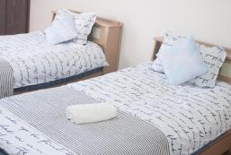 30平方米開放式公寓(練馬) - 有1間私人浴室 kamiitabashi Olympic two single beds 3