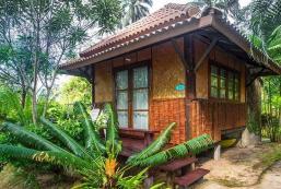 20平方米1臥室平房 (奧普勞) - 有1間私人浴室 Cozy Balinese-Style Jungle Hut on Ao Prao Beach