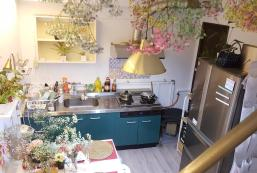 15平方米1臥室公寓 (信義區) - 有0間私人浴室 101Nordic style 4-5 person room sharehouse
