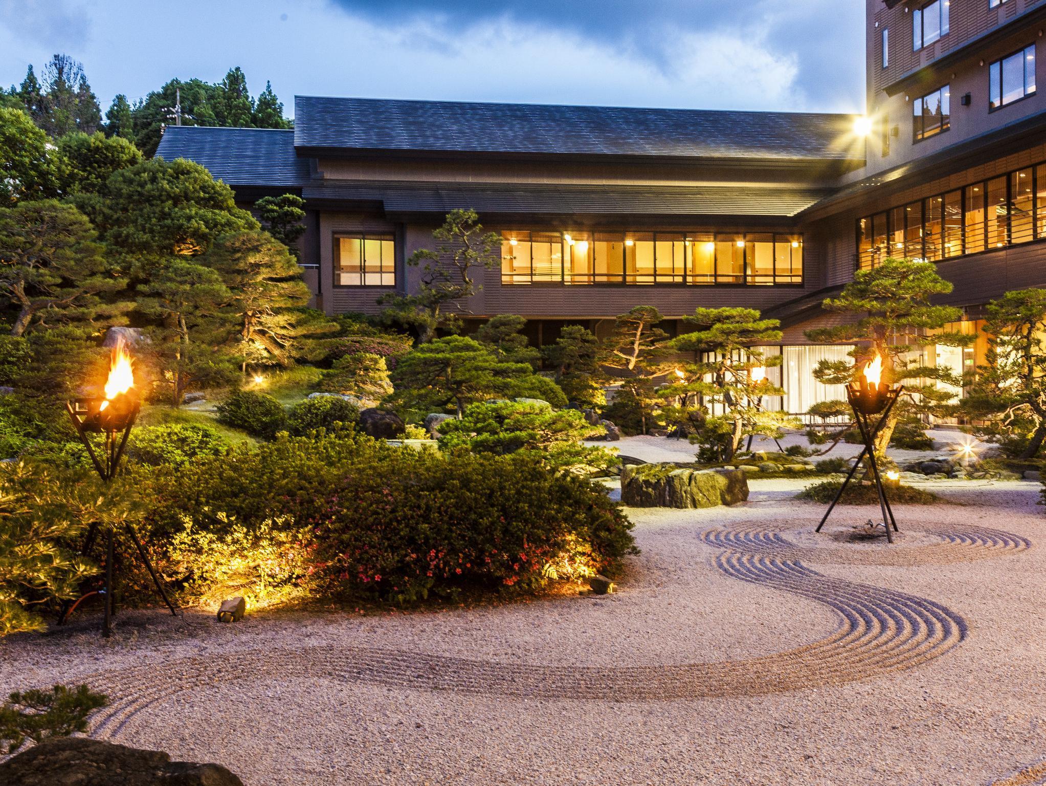 玉造溫泉 〜曲水の庭〜 ホテル玉泉の格安予約・料金比較|Stayway