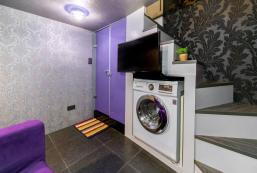 12平方米1臥室公寓 (大安區) - 有1間私人浴室 Taipei A5/Jiufen/Sogo/ZhongxiaoFuxing MRT/1-2P