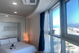 12平方米1臥室平房 (東區) - 有1間私人浴室 Splendid Nightscape at Daegu1