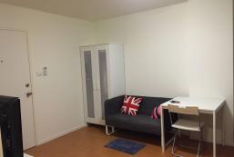 22平方米1臥室公寓 (廊曼國際機場) - 有1間私人浴室 Condo for rent now ! 7,000 furniture, including.