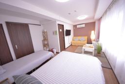 32平方米1臥室獨立屋 (難波) - 有1間私人浴室 2F cozy room close to OCAT airport bus Namba Sta.