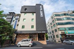 32平方米2臥室公寓 (龍仁市中心) - 有1間私人浴室  Yong-in HotelJuno