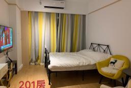 24平方米開放式公寓 (彰化市) - 有1間私人浴室 Roundhouse (2)