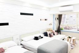 27平方米1臥室公寓 (台北車站) - 有1間私人浴室 [Aurora]cozy room2-6 ppl near Taipei Station&MRT