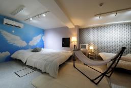 40平方米1臥室公寓(大阪) - 有1間私人浴室 Exsaison House Imamiya 101