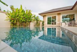200平方米2臥室別墅 (布吉風情) - 有2間私人浴室 ! So close to NAIHARN Beach ! 2 bedroom Pool Villa