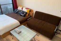 19平方米1臥室公寓(鹿兒島) - 有1間私人浴室 Mt. Sakurajima view room 804