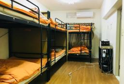 35平方米1臥室公寓(澀谷) - 有0間私人浴室 Shibuya Dormitory Shared Mixed Room 1